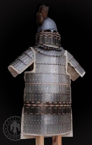 Eastern lamellar - korean armour