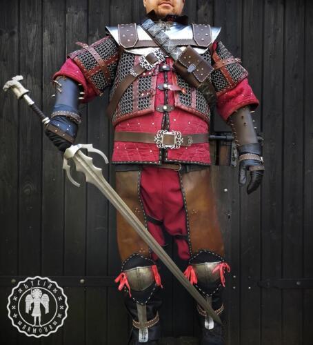 Grandmaster Legendary Wolven Armor, The Witcher