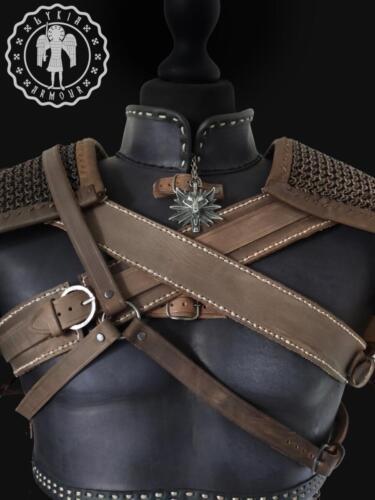 Legendary Viper School Armor (rustic version), The Witcher