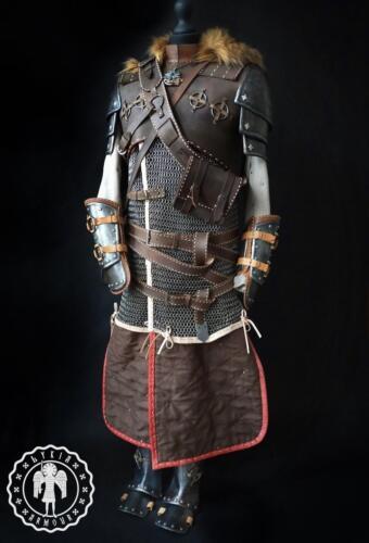 Grandmaster Ursine Bear Armor, Geralt of Rivia