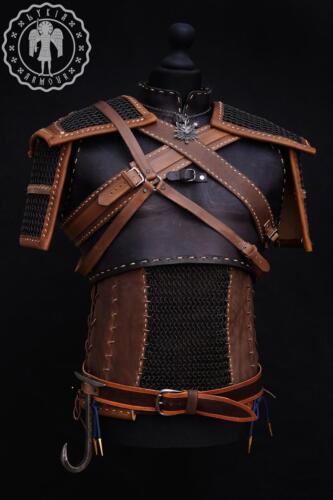 Viper School Armor, Geralt of Rivia