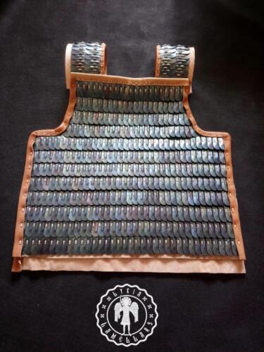 Birka scale armour type F