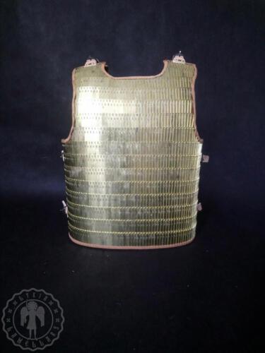 Roman brass scale armor from Carnuntum version 1