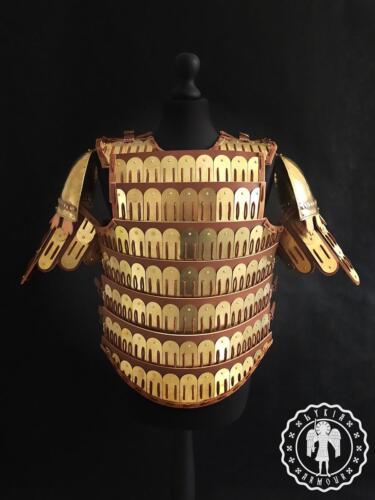 Byzantine lamellar arrmour - klibanon / klivanion