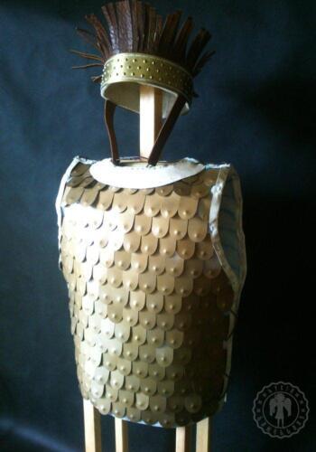 Philistine armour