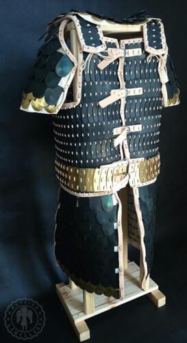 Scythian Sarmatian armor
